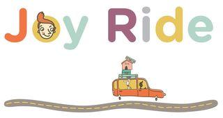 Joy ride banner cosmo cricket