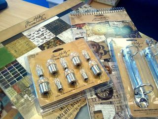New tim holtz