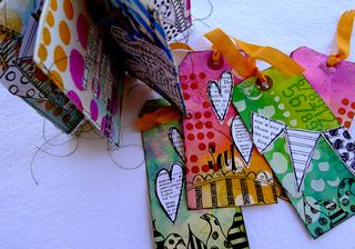 Inky tag book