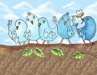 Class_Liz_Thogersen_May_Copic_Advanced_Blue_Birds_of_Happiness