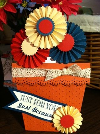 Logan Flower Pot Card Aug12